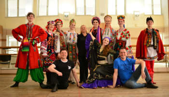 Ukrainian Dance Workshop Tour