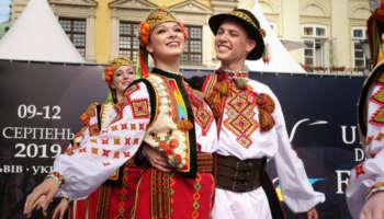 Ukrainian Dance Festival Tour