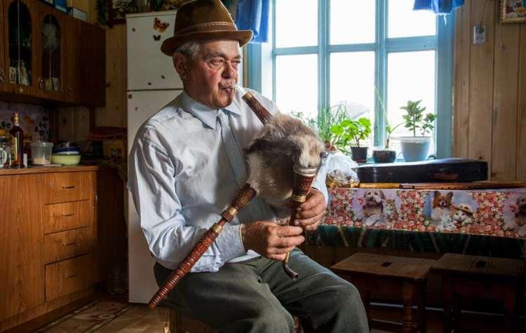 The Last Hutsul Musical Magician
