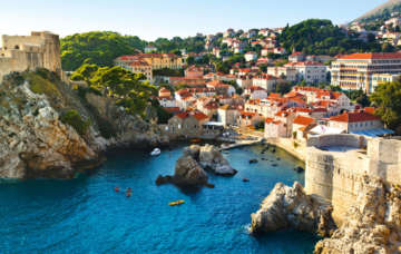 Dubrovnik – Adriatic city with HBO connections