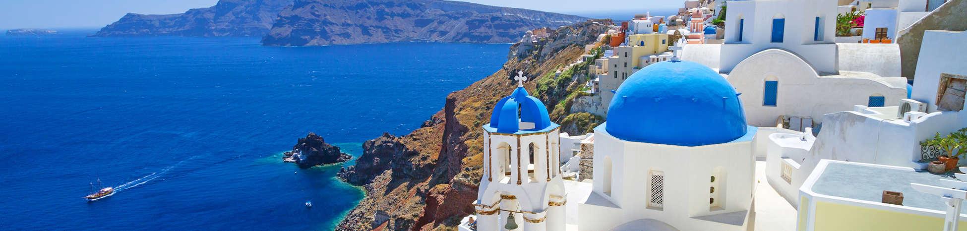 Greece-Santorini-blue-churches-view_shutterstock_132953783