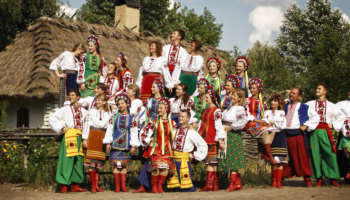 Ukrainian Dance Festival Tour