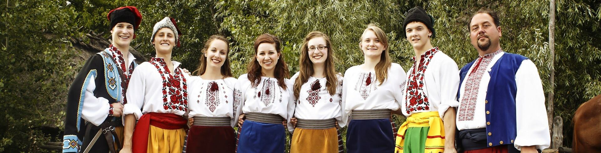 tour itinerary - This is THE tour for those who appreciate traditional Ukrainian singing!
