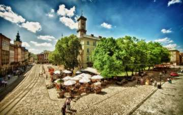 Coffee & Cobblestone – Lviv 2017