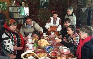 Dreaming of a Ukrainian Christmas