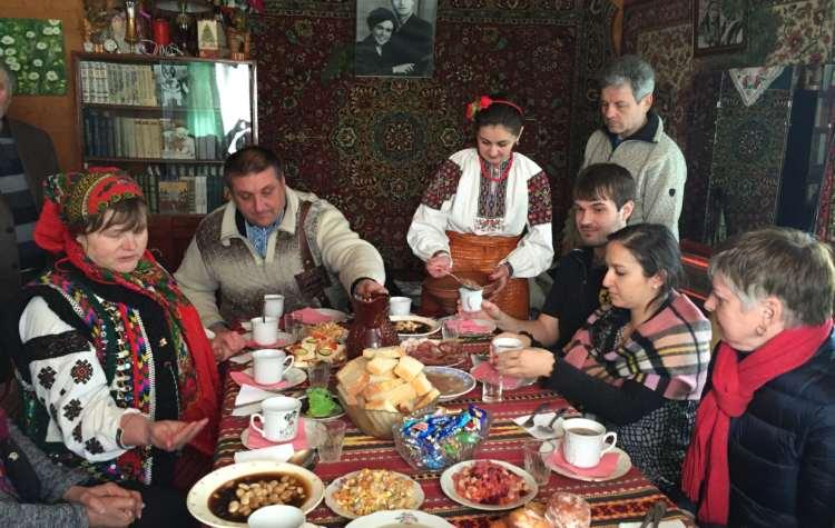 Ukrainian Christmas.Dreaming Of A Ukrainian Christmas Cobblestone Freeway