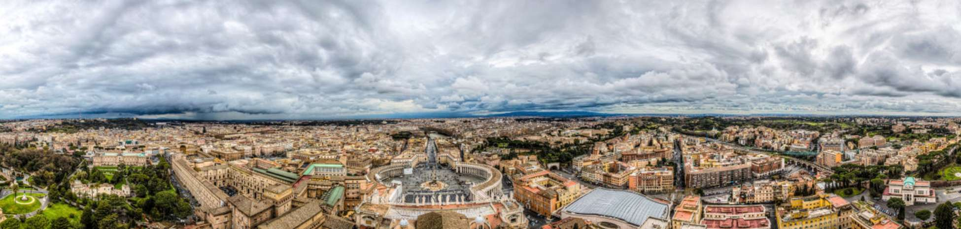 Panoramic-Rome-Tour