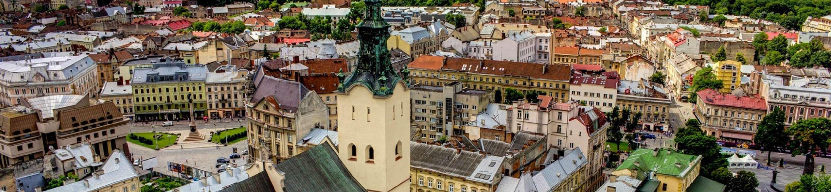 tour itinerary - Impressionnant Ukraine!