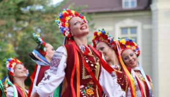 Ukrainian Culture & Folk Arts Tour