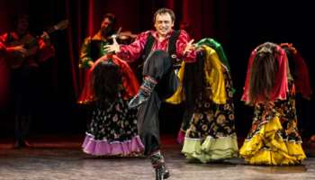 Gypsy (Roma) Dance