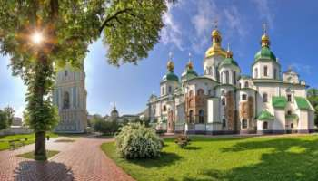 Spirituality Tour to Ukraine