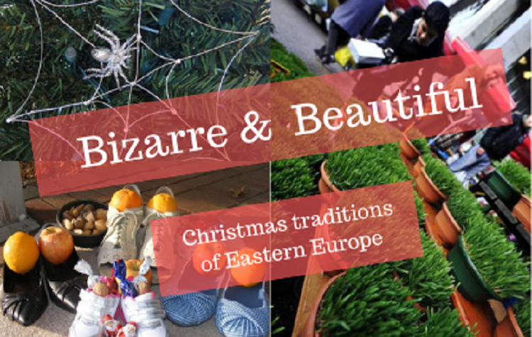Bizarre and Beautiful Xmas traditions