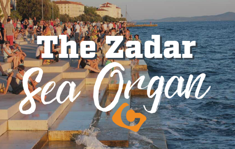 The Zadar Sea Organ