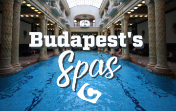 Explore Budapest's Spas