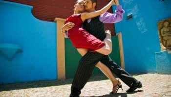 Tango Dance Trip