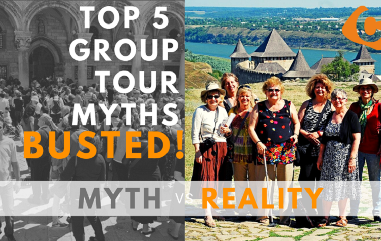 Top 5 Group Tour Myths – Busted!