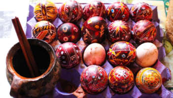 'EggCessories' Pysanka Tour