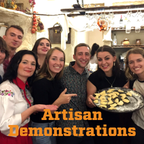 Artisan Demonstrations
