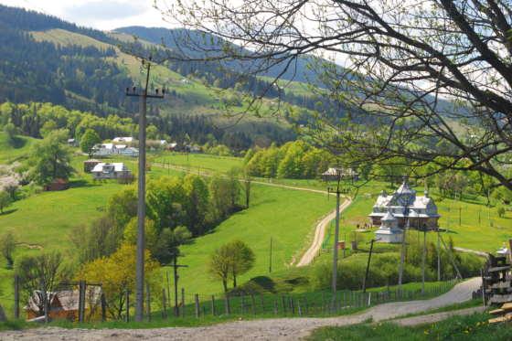Bukovec_Road
