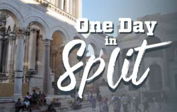 One Day in Split