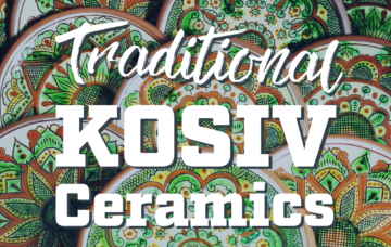 Traditional Ukrainian Pottery: Kosiv Ceramics