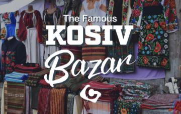 The Famous Kosiv Bazar