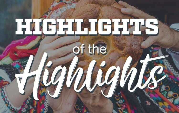 Highlights of the Highlights